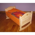 Wooden bed / 3