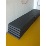 Mat for gymnastics