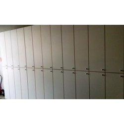 manufacturer of  Lockers for dressing rooms, nurseries and children's centers