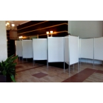 Rental of poster boards