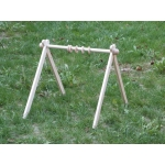 Wooden baby gym  / BABY GYM